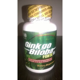 Ginkgo Biloba X 100 Capsulas