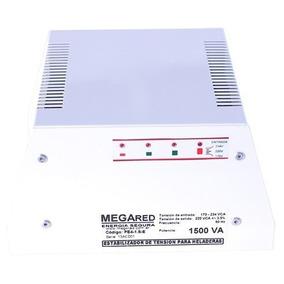 Estabilizador Elevador De Tensión Heladera 1500va Megared