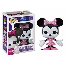 Minnie Mimi Mouse Funko Pop Disney Mickey Donald Goofy #23