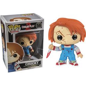 Funko Pop Chucky Bloody Sangre Childs Muñeco Diabolico Xcl