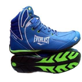 Tenis Everlast Nyc Bronx Hip-hop-basquete-boxe-skate + Frete
