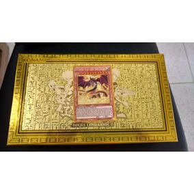Slifer The Sky Dragon Mvp1-eng57 Gold Rare