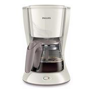 Cafetera Electrica Philips Hd7447/00 1,2l Anti-goteo Blanca