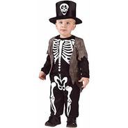 Fun World - Disfraz De Esqueleto Para Bebé, Disfraz De Esque