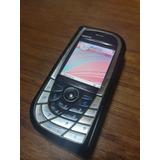 Nokia 7610 Negro ¡ Unico ! ¡ Muy Raro ! ¡ Envios ! La Plata