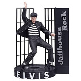Muñeco Elvis Jailhouse Rock Mcfarlane Nuevo En Blister!