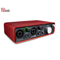 Interfase Audio Focusrite Scarlett 2i2
