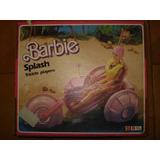 Triciclo Playero Splash Barbie, Nuevo, Sin Uso, 1987 Mattel