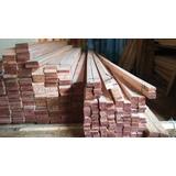 Liston De Madera Eucaliptus Grandis 1 X 2 Cepillado Country