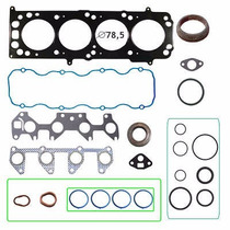 Junta Kit Retifica Motor Superior Corsa Celta Vhc 1.0 8v