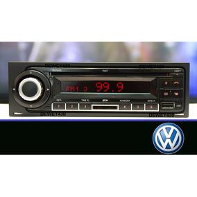 Estereo Volkswagen Fox Suran Gol Amarok - Usb Sd Bluetooth