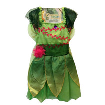 Disfraz De Hada Tinker Bell Campanita De Peter Pan Talle 4-6