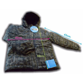 Campera Columbia Kids Camuflada