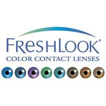 Lentes De Contacto Cosmeticos Freshlook
