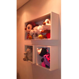 Nichos E Cubos Para Decoração Quarto Infantil Oferta Confira