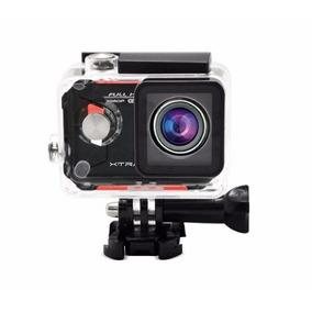 Câmera Filmadora Ação Xtrax Evo 12 Mp Full Hd Wifi + Sd 32gb