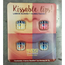 Vaseline 4p Lip Theraphy