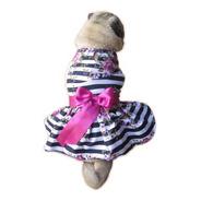 Vestido De Cachorro Ou Gato Para O Verão Estilo Japonês