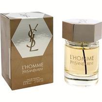 Perfume Yves Saint Laurent L´homme 100ml -- Hombre Original