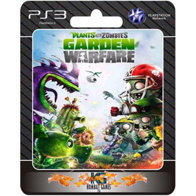 Plants Vs Zumbies Garden Warfare [ Midia Digital   Ps3 ]*