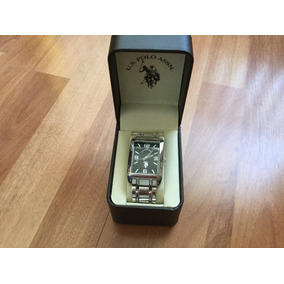 Reloj Hombre Us Polo Assn Sr626sw 100% Original Envio Gratis