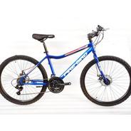 Bicicleta Mtb Fire Bird Rock Rodado 26 Azul