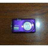 Camara Nikon Coolpix S3300