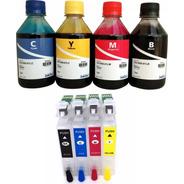 Cartucho Recarregavel  Para Xp214 Xp411  Tinta Corante 1 Lit