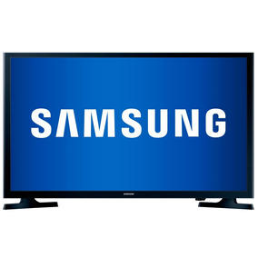 Tv Slim Led Samsung 32 Hd Com Conversor Hdmi - 32j4000
