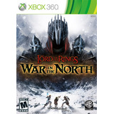 Lord Of The Rings War North Xbox 360 Fisico Nuevo & Sellado