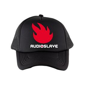 Gorra Audioslave Rockeras Trucker