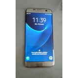 Samsung S7 Edge Con Pantalla Rota Pero Funciona Excelente.
