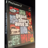 Ps2 Juego Playstation 2 Grand Theft Auto 3