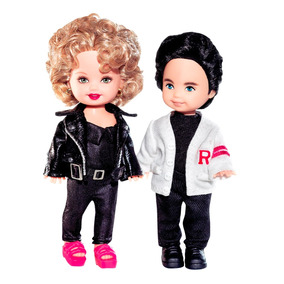 Bonecos Collector Kelly E Tommy Grease Giftset - Mattel