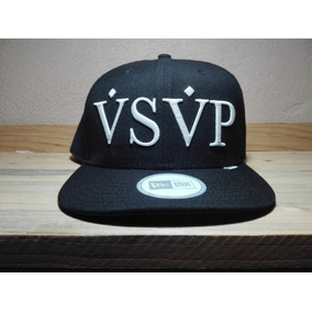 Black Scale X Asap Rocky Collaboration #2 Vsvp Strapback