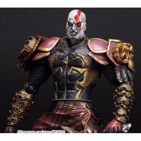 Kratos C Espada Action Figure Na Caixa Original Sony