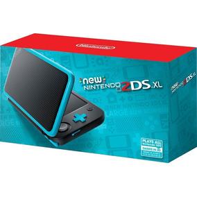 Console New Nintendo 2ds Xl Original Lançamento