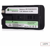 Bateria Np-f330 2600mah Gv-a500 Hdr-ax2000 Hdr-fx7