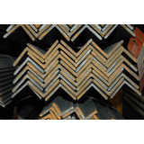 Hierro Angulo 1/2 X 1/8 (12,7 X 3,2mm) En Barras X 6 Mtrs