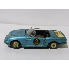 Corgi Toys Lotus Elan S2 Made In Gt Britain / Escala 1/43