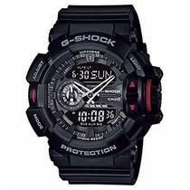 Relógio Casio G-shock Ga-400-1bdr Garantia Casio De 1 Ano