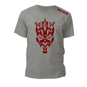 Remera De Star Wars Darth Maul De Skullwear