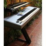 Piano Workstation Yamaha Motif Es8 Como Nuevo, Impecable