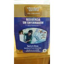 Quimo Residencia Em Enfermagem (postagem Imediata)