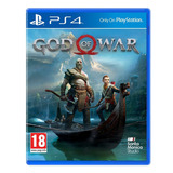 God Of War - Ps4 Fisico - Gorila Games