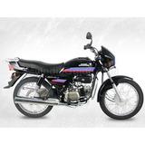 Tapa Lateral Derecha (cola) Hondar Splendor 100 Original