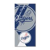 Dodgers Oficial Mayor Liga Béisbol -inch-inch Rompecabezas