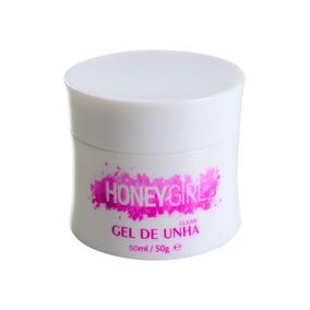 Gel Honey Girl Uv Para Unha Em Gel E Acrigel 50g