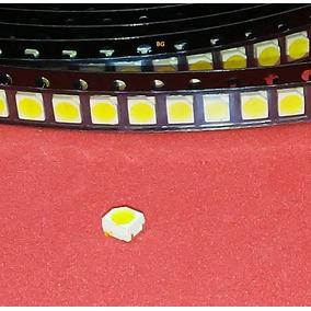 Led Smd Branco 3v 1w 3528 Painel Carro Moto Frete R$10
