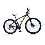 Bicicleta Mtb Kemakur Rod29 Aluminio Frenos Disco Suspensión
